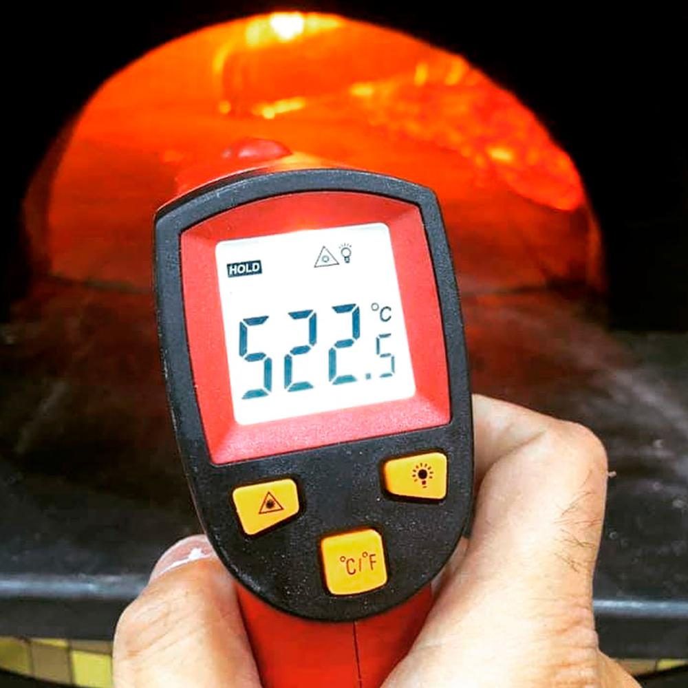 Teste de Temperatura